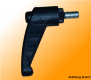 Locking Lever with external thread M8x20